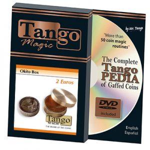 *Okito Box 2 Euro (B0004)by Tango Magic - Trick