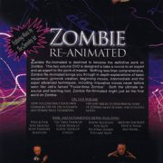 Zombie Re-Animated Vol. 1 by Jeb Sherrill - DVD