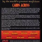 Cards Across (World's Greatest Magic) – DVD