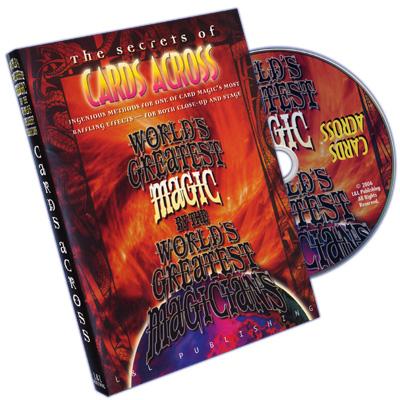 Cards Across (World's Greatest Magic) - DVD