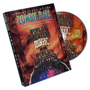 Zombie Ball (World's Greatest Magic) - DVD