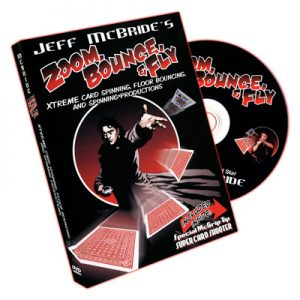 Zoom, Bounce, And Fly by Jeff McBride - DVD