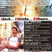 1 Deck 14 Tricks 24 Hours Volume 2 by Matthew J. Dowden & RSVP – DVD