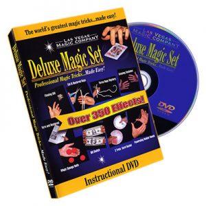 Deluxe Magic Set Instructional DVD - DVD