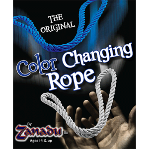 Amazing Color Changing Rope by Zanadu - Trick
