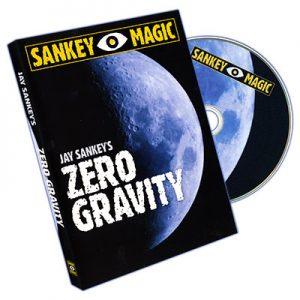 Zero Gravity (Gimmick and DVD) by Jay Sankey - Trick