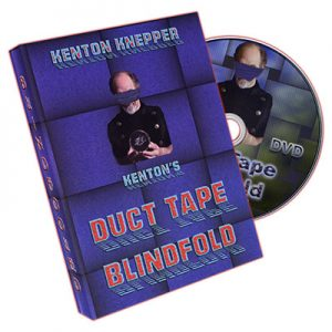 Duct Tape Blindfold by Kenton Knepper - DVD