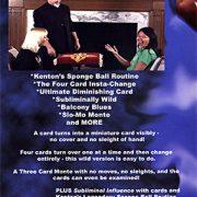 Kenton's Full House by Kenton Knepper - DVD