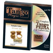 *Fantastic Coins 50 cent Euro by Tango – Trick (B0014)