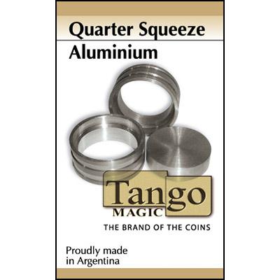 *Quarter Squeeze Aluminum by Tango - Trick (A0010)