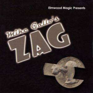 Zag (with DVD) by Mike Gallo - DVD