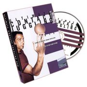 Ultimate Contact Juggling by Greg Shibley - DVD