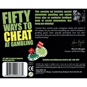 Fifty Ways To Cheat At Gambling - Trick