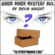 Sanda-Panda Box by Devin Knight - Trick