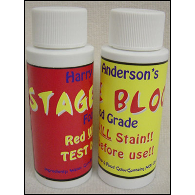 Stage Blood/Harry Anderson's (2 OZ) - Trick