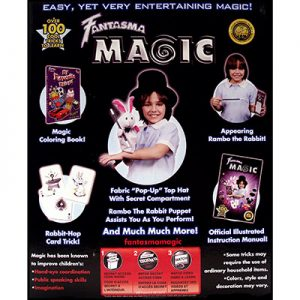 Abracadabra Top Hat by Fantasma Magic - Trick