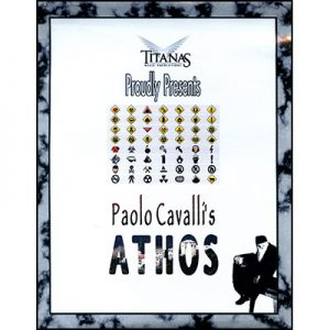Athos E-Book (with Gimmick) by Paolo Cavalli and Titanas - Trick