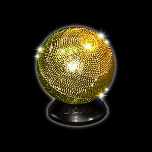 Zombie Ball (GOLD) (BALL & WIRE) by Vernet - Tricks