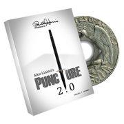 Puncture 2.0 (US Quarter, DVD) by Alex Linian - DVD