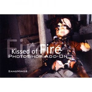 Photoshop - Kissed of Fire (ADD ON) by Will Tsai - Tricks