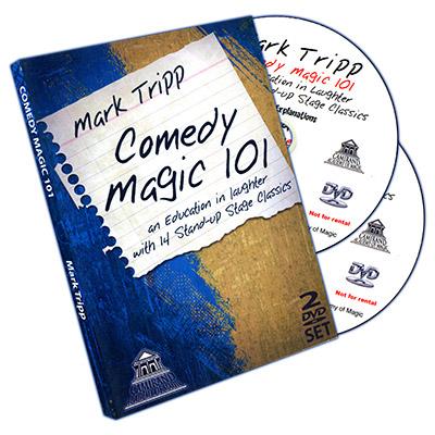 Comedy 101 by Mark Tripp - DVD