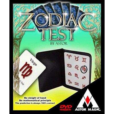 Zodiac Test by Astor - Trick