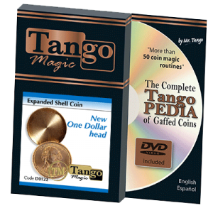 Expanded Shell New One Dollar (HEAD)(D0122) by Tango Magic