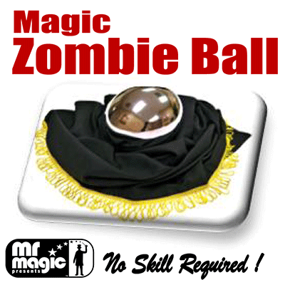 Zombie Ball (with folard and gimmick) by Mr. Magic - Trick