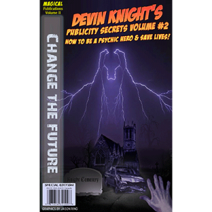 Psychic Hero by Devin Knight (Publicity stunts 2)- Book