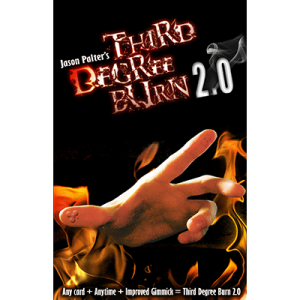 Third Degree Burn 2.0 by Jason Palter - Trick