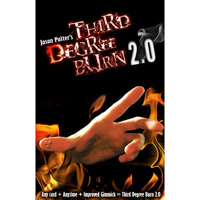 Third Degree Burn 2.0 by Jason Palter - Trick
