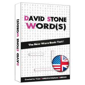 David Stone's Words (English Version) by So Magic Evenements - Trick