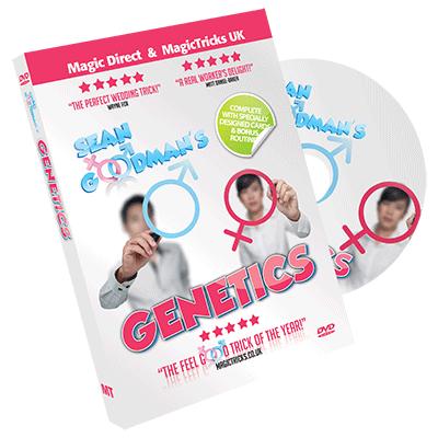 Genetics by Sean Goodman - DVD
