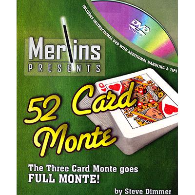 52 Card Monte by Merlins - Trick
