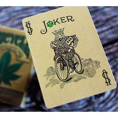 Bicycle Hemp Deck by US Playing Cards - Trick