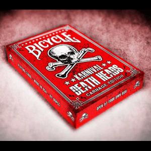 Karnival Death Heads Deck (Carnage Edition) by Big Blind Media - Trick