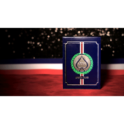 London 2012 Playing Cards (Silver) by Blue Crown - Trick
