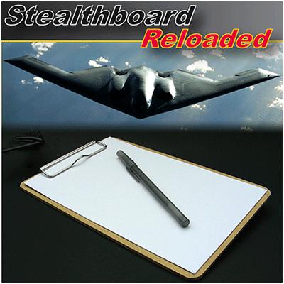 Stealthboard Reloaded(Masonite 6X9) by Mark Zust