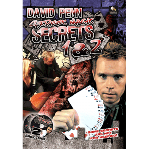 Street Magic Secrets (2 DVD Set)by David Penn - DVD