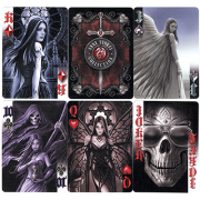 Anne Stokes Dark Hearts Cards by USPCC – Trick
