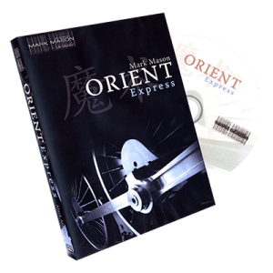 Orient Express (DVD and Coins) by Mark Mason - DVD