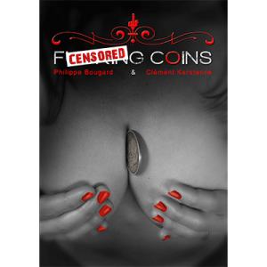 F****** Coins by Philippe Bougard and Clément Kerstenne - DVD