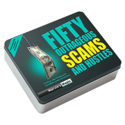 Fifty Outrageous Scams & Hustles by Marvin's Magic - Trick