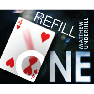 Refill for One (BLUE) by Matthew Underhill and Wizard FX Productions - Tricks-37575