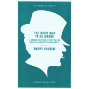 The Right Way TO DO Wrong - Book