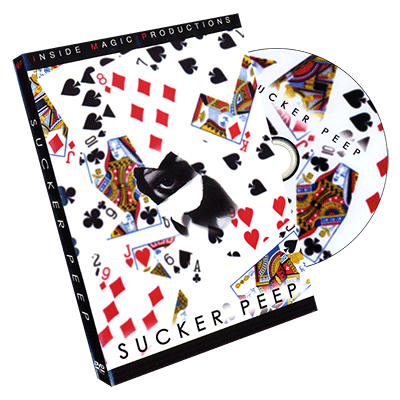 Sucker Peep by Mark Wong and Inside Magic Productions - Trick