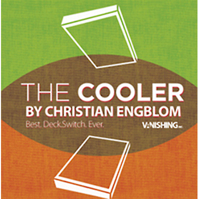 The Cooler (DVD and Gimmick) by Christian Engblom - DVD