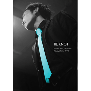 Tie Knot (Blue)by Lee Ang-Hsuan (gimmicks & DVD) - Trick