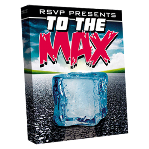 To the Max with Keiron Johnson by RSVP Magic - DVD