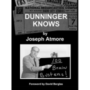 Dunninger Knows by Joseph Atmore - Book-37499